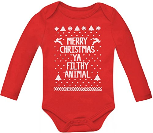 ugly christmas sweater onesie baby 61
