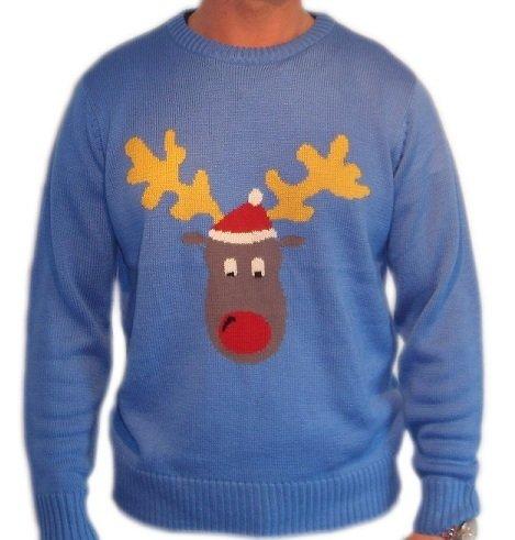 Reggie Reindeer Blue