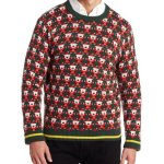 8 Bit Santa Ugly Christmas Sweater