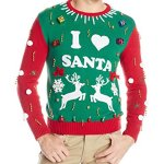Make Your Own Ugly Christmas Sweater Kit