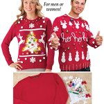 Do It Yourself Ugly Christmas Sweater Kit