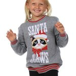 Kids ugly Christmas sweater