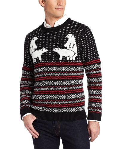 Polar Bear Humping Ugly Christmas Sweater