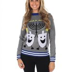 Ugly Hanukkah Sweater for Women