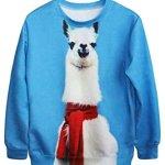Illama Christmas Sweatshirt