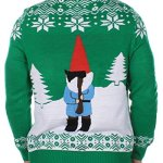 The Suspicious Axe Wielding Gnome Sweater
