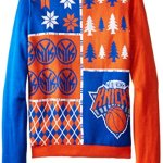 NBA Ugly Sweater Busy Block Style - Pick Your Team