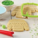 Christmas Holiday Ugly Sweater Cookie Cutter and Stamp, Red