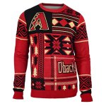 MLB ugly baseball sweater