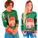 Boba Fett Ugly Christmas Sweater – Unisex