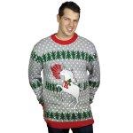Funny Unicorn Ugly Christmas Sweater