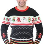 Grateful Dead Dancing Bears Christmas Sweater