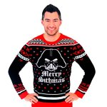 Star Wars Darth Vader Merry Sithmas Sweater