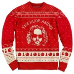 The Big Lebowski The Dude Abides Sweater