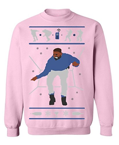 Drake 1-800 Hotline Bling Ugly Christmas Sweater Sweatshirt in ...