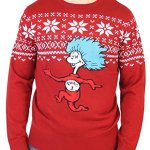 Dr. Seuss Thing 2 Is After You Sweater