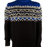 Ralph Lauren Men's Nordic Print Christmas Sweater