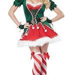 Santa's Sexy Helper Costume Dress