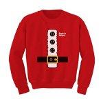 Santa's Helper Kids Sweatshirt