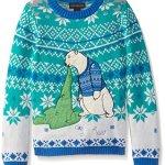 Polar Bear Light Up Vomit Sweater