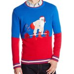 Deadlift Santa Ugly Christmas Sweater