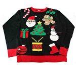 Light Up Christmas Sweater