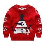 Christmas Snowman Sweatshirt Sweater