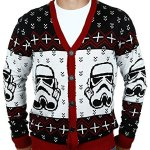 Star Wars Stormtrooper Christmas Cardigan