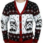 Star Wars Stormtrooper Christmas Cardigan