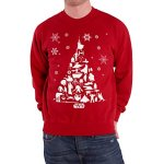 Star Wars Christmas Tree Characters Sweatshirt
