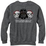 Star Wars Christmas Empire Lack of Cheer Sweatshirt