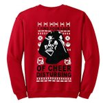 "Darth Vader - ""I Find Your Lack Of Cheer Disturbing"" Christmas Sweatshirt"