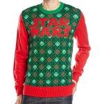 Star Wars Men's Argyle War Sweater