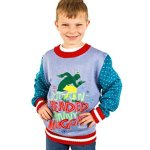 Elf the Movie Cotton Headed Ninny Muggins Sweater