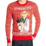 Ermahgerd Ugly Christmas Sweater