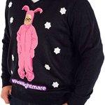 A Christmas Story Pink Nightmare Ugly Christmas Sweater