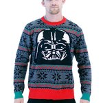 Darth Vader Christmas Sweater - Unisex