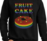 Fruit Cake Holiday Ugly Christmas Sweater Funny Sweatshirt