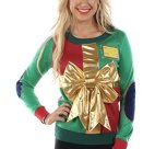 Women's Christmas Present Sweater