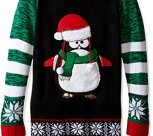 Cute Christmas Penguin Sweater
