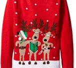 Singing Reindeers Christmas Sweater