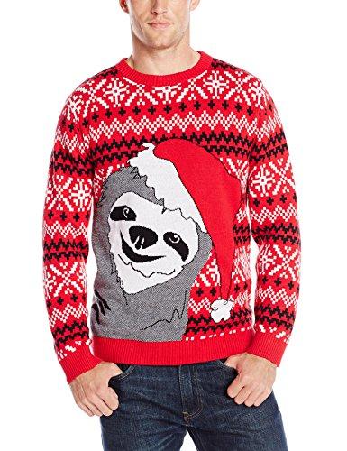 Sloth Christmas Ugly Christmas Sweater