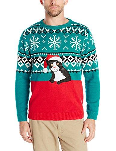 grumpy cat ugly christmas sweater