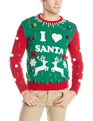 Diy ugly christmas sweaters make your own ugly christmas sweater kit solutioingenieria Gallery