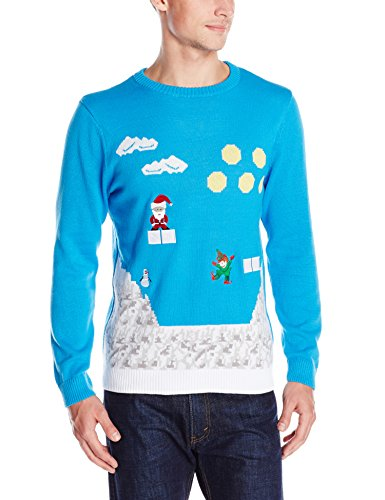 Video Game Elf Ugly Christmas Sweater | Ugly-Sweaters.com