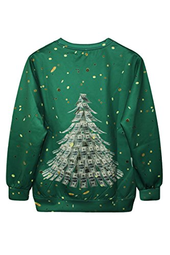 Money Christmas Tree Sweater Best Christmas Sweaters 2018