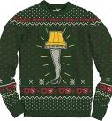 Men's Leg Lamp Sweater