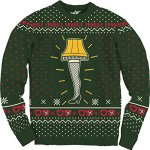 A Christmas Story Sweaters