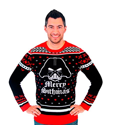 Star Wars Darth Vader Merry Sithmas Sweater | Ugly-Sweaters.com