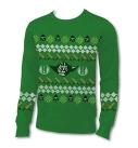 Star Wars Yoda Ugly Christmas Sweater